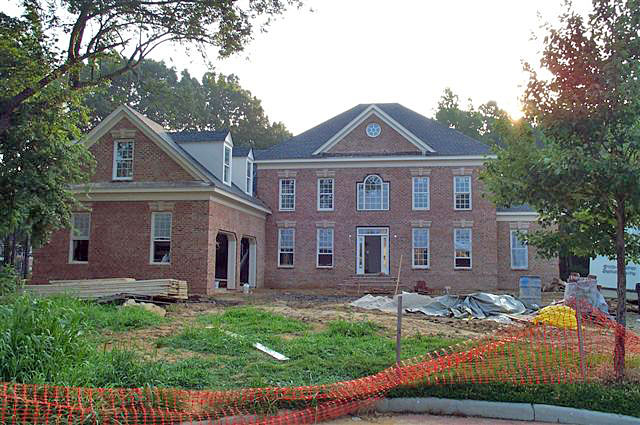 Williamsburg va custom home builder specializing in green for Icf residential construction